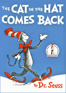83478c85 By November 1958, The Cat in the Hat had sold more than 300,000 copies. Its  success prompted Seuss, his wife Helen Geisel, and Phyllis Cerf to found a  new ...