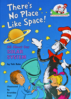 There S No Place Like Space Dr Seuss Kids Book