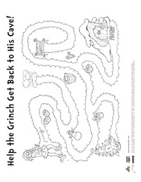 Dr. Seuss Word Search | Worksheet | Education.com