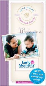 Click to download the Early Moments Welcome Brochure