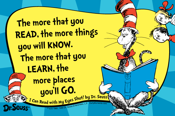 10 Dr. Seuss Quotes Everyone Should Know | Dr. Seuss Kids ...