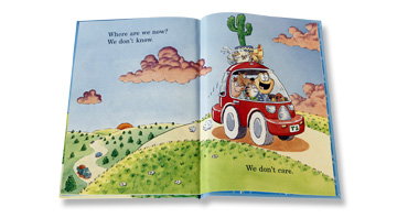toad on the road dr seuss kids book subscription